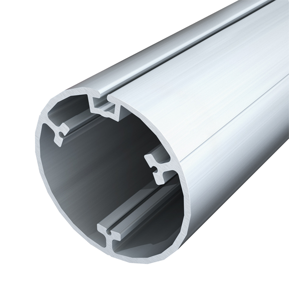 "0-154-TU-83020 |  3 ¼"" (83 mm) Aluminum Tube"