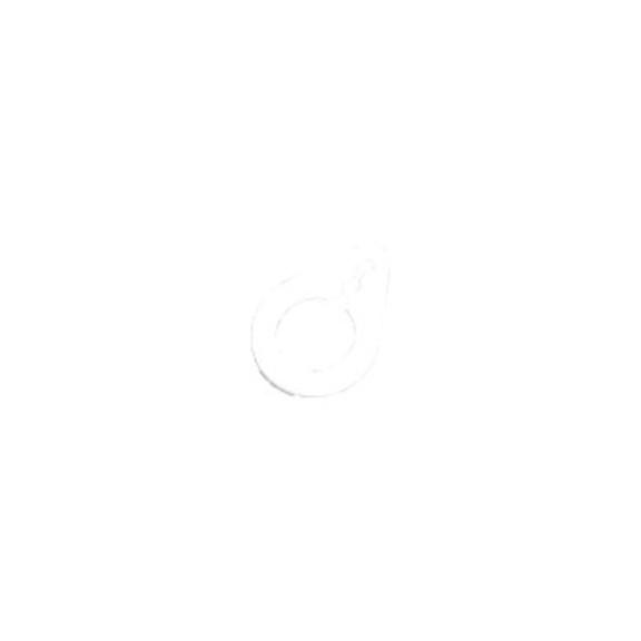 0-160-CA-01200   Roman-12mm Tear Cord Ring