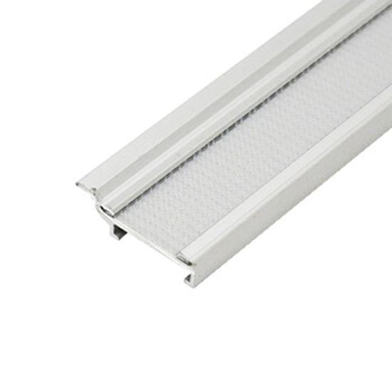 0-181-CA-01700 | Sliding Panel With Hook Fastener for Fabric - White