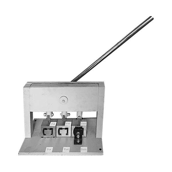 2-112-04-00200 | Punching Machine for Pleated/Cellular Blinds Rails