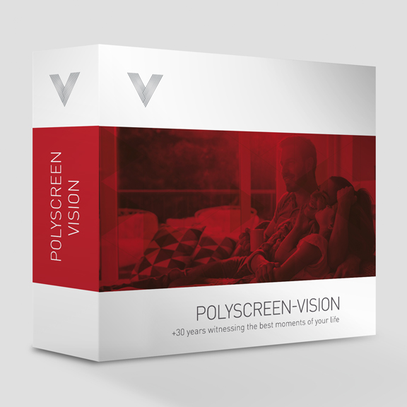 5-004-00-PSVIS | Samples Book PolyScreen -Vision Collection