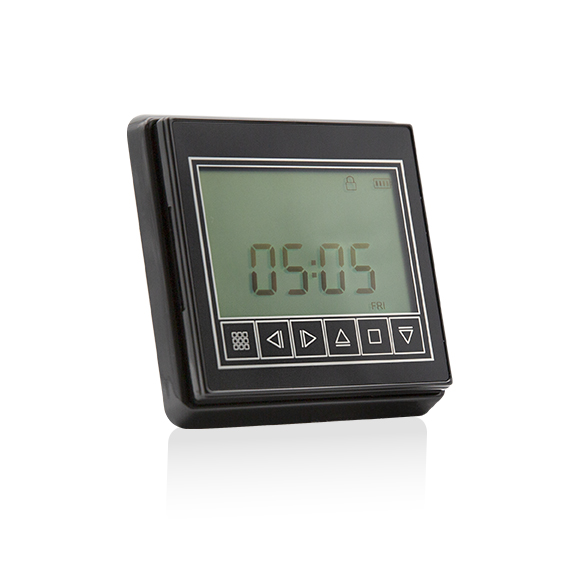 6-700-AT-TIME1 | VTi® Celtic RF Wireless Timer Touch & Wall Switch 16 Channels