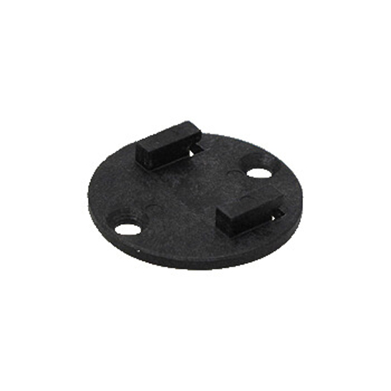 6-700-BR-4SLAM | Rollux Motor Support Black for 35mm motors