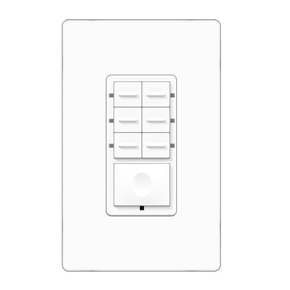 6-700-HA-VTI08 | VTi® Scene Keypad