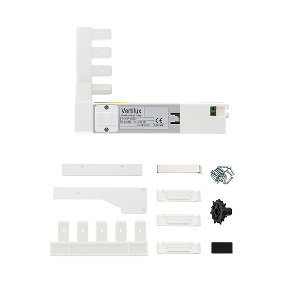 6-710-SP-00510 | Motor Set for Sliding Panels, 5 Channel, Left Side