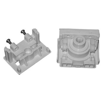 0-033-CA-033X0 | 8 Prong Control & End Set, Notchless