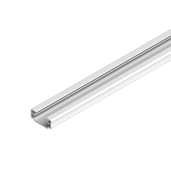 0-112-04-03X00 | Aluminum Bottom Rail - White