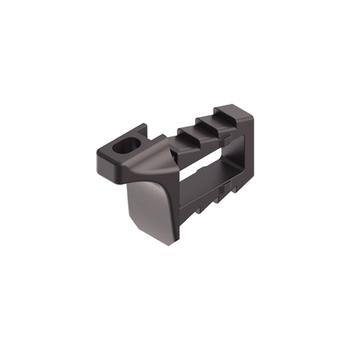 0-151-GP-003XX | Plastic Guided Endplug for Classic Bottom Rail
