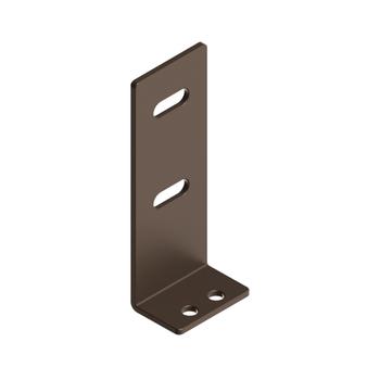 0-151-GP-M11XX   Wall Wire Guiding Plate for Medium Euro Bracket