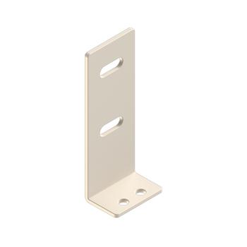 0-151-GP-M11XX | Wall Wire Guiding Plate for Medium Euro Bracket
