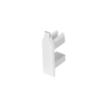 0-151-RE-002XX | End Cap for Euro Slim Bottomrail