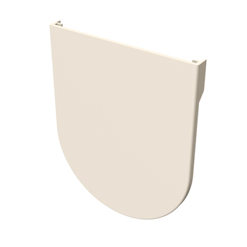 0-154-PC-E02XX   Cover for EURO Large Bracket