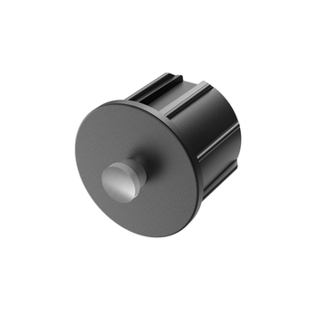 "0-154-PE-XXX02   End Plug for Euro Brackets 1¼"" (32mm)"