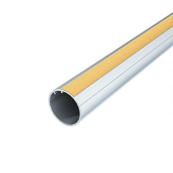 """0-154-TU-280XX   1 ⅛"""" (28 mm) Aluminum Tube"""