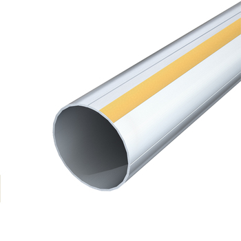 """0-154-TU-500XX   2"""" (50 mm) Aluminum Tube"""