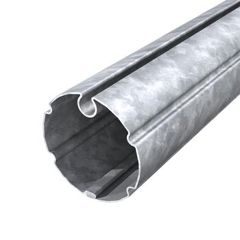 0-154-TU-GXXXX | Atos Galvanized Grooved Tube
