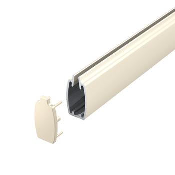 0-159-AL-02X16 | Neolux Aluminum Bottomrail I