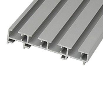 0-181-CA-0040X | Sliding Panel 4 Channel Aluminum Track
