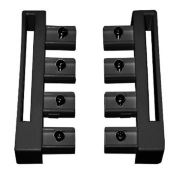 0-181-CA-0100X | Sliding Panel 4 Channel Guide Left/Right