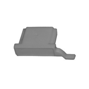 0-181-CA-0200X | Sliding Panel End Plug Left
