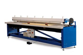 W-ILXXX   Folding and Welding Machine