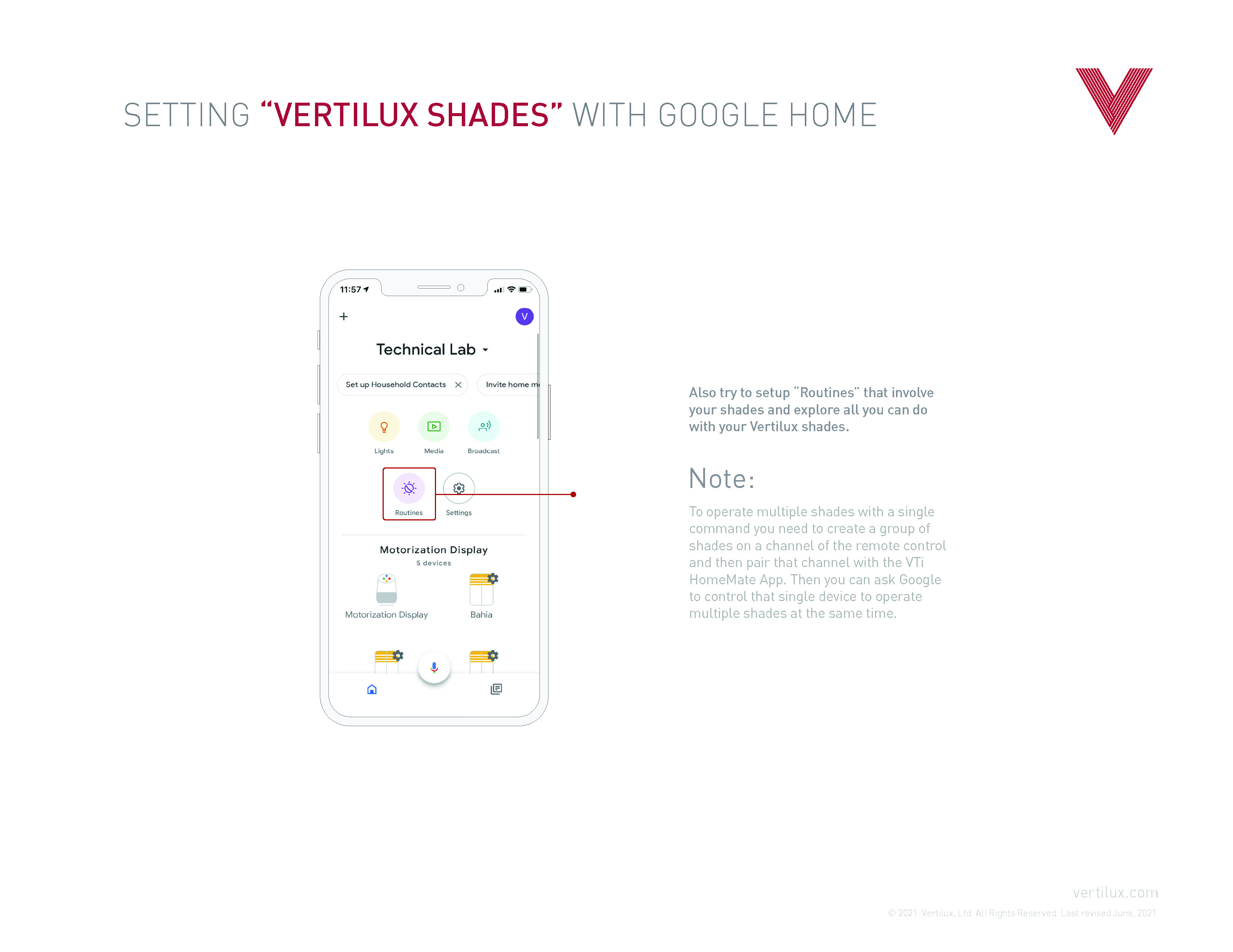 Google Home Integration Guide - Page 8